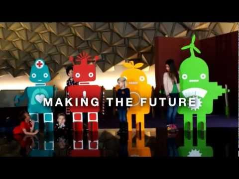 TEDxBrainport 2012 - trailer Making the Future