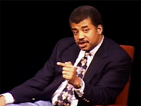 Neil deGrasse Tyson: Earth Is Bad for Life