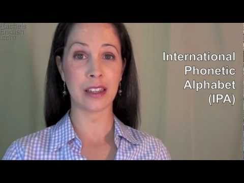 American English Diphthongs - IPA - Pronunciation - Interntional Phonetic Alphabet