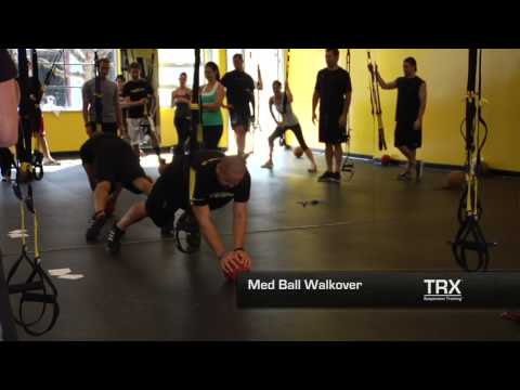 Coach Dos' TRX® Cardio Strength Workout