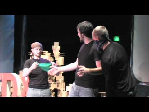 "TEDxLouisianaTechUniversity - Louisiana Tech Theater - ""An Intro to Stage Combat"""""