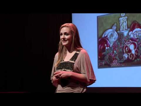 TEDxYouth@CATPickering - Lydia Walters - Shifting art scenes