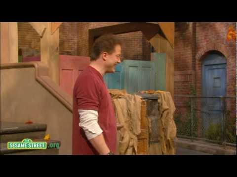 Sesame Street: Brendan Fraser: Speedy