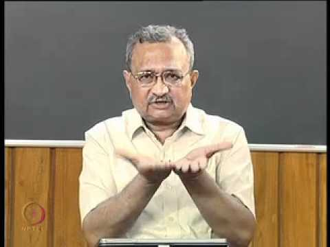 Mod-07 Lec-30 Environmental factors influencing