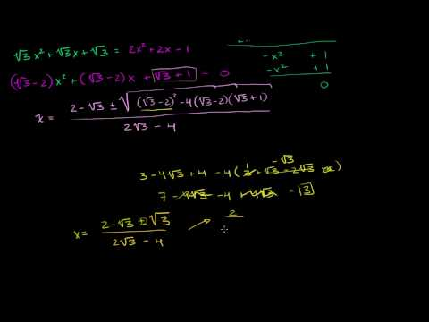 IIT JEE Hairy Trig and Algebra (Part 3)