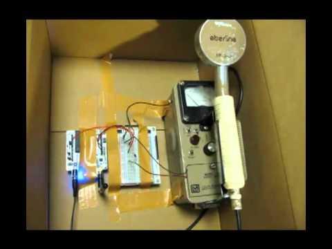 17 Geiger counter