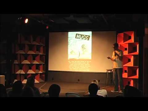"TEDxSpartanburg - Kyle Draper - ""Unicorns"""