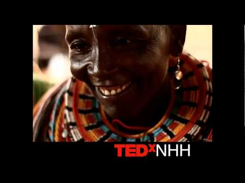TEDxNHH - Sebastian Lindström - What Took You So Long to become a camel milk entrepreneur
