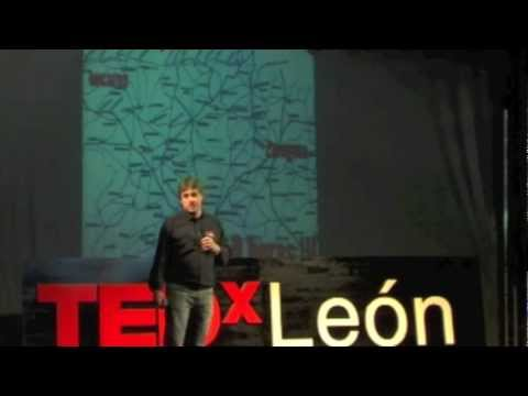 TEDxLeón - Joaquín Ramírez - León 3.0