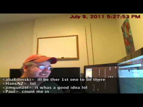 Live Show July 9 2011 - Community Challenge