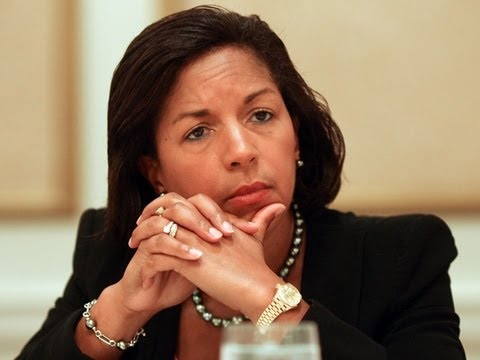 "US Ambassador Rice: ""Nothing"" Will Change for Palestinian People In Aftermath of United Nations Move"