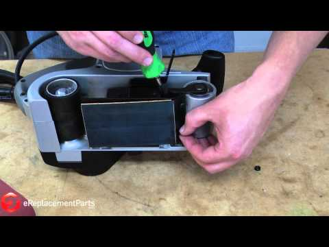 How to Replace the Platen on a Belt Sander--A Quick Fix