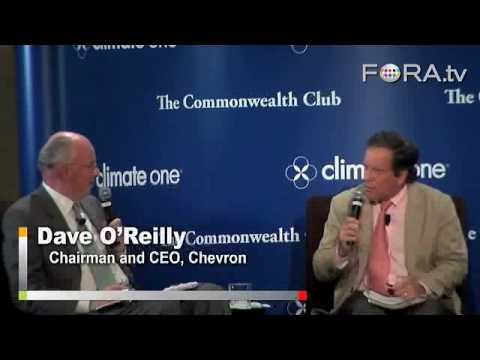 Sierra Club Director to Chevron CEO: 'Get Out of the Way' on Energy Reform