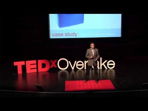 TEDxOverlake - Scott Bright - Learning for a Living: Inside an Innovation Factory