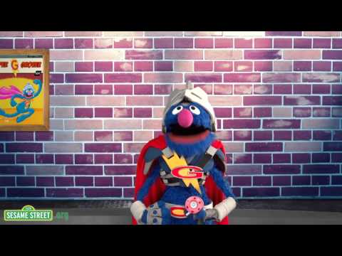Sesame Street: Super Grover 2.0 - Wheels