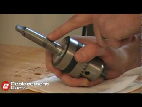 How to Remove and Reinstall a Drill Press Chuck