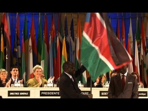 South Sudan - UNESCO's 194th Member State