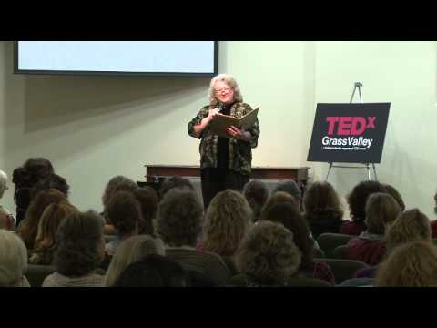 TEDxGrassValley - Molly Fisk - Procession of Hours and Days and Years