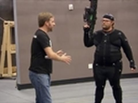 American Chopper - Motion-Capture Kill