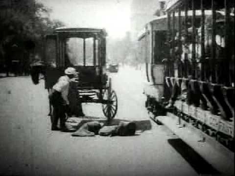 Street Mail Car 1903