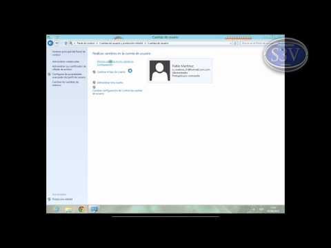 Windows 8 - Contraseñas de imagen