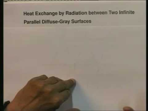 Lecture - 14 Thermal Radiation - 5