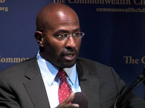 Van Jones: Why Should Companies Get to Pollute for Free?