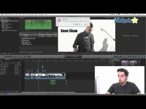 Export to E-Mail - Final Cut Pro X