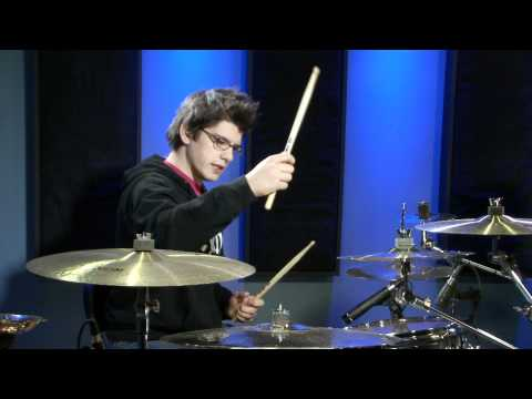 Learn The Double Stroke Sweep With Cobus - Drum Lessons