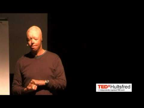 TEDxHultsfred - Lasse Gustavson - A spiritual message, with a glint of humor.