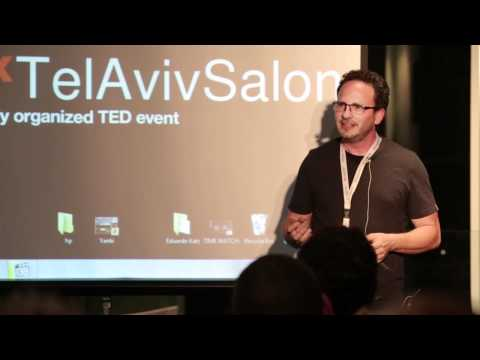 TEDxTelAvivSalon - Doron Marco - How My Injury Saved My Daughter's Life