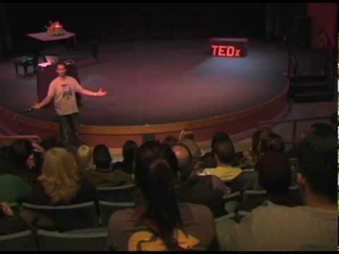 TEDxCalicoCanyon - Charley Johnson - Paying It Forward