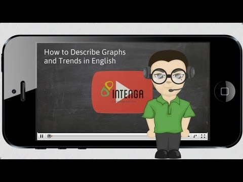 How to Describe Graphs and Trends in English