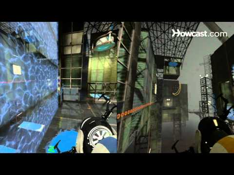 Portal 2 Co-op Walkthrough / Course 5 - Part 2 - Room 02/08