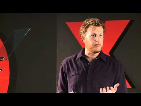 TEDxSudeste - Russ Rive - Projection Mapping