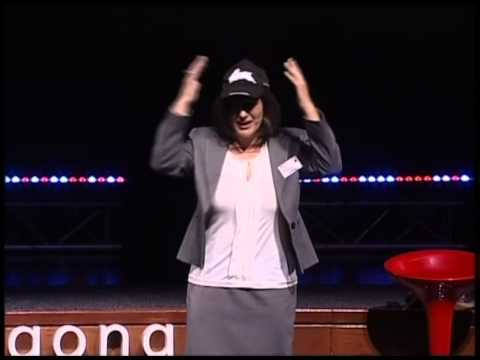 TEDxUWollongong -- Associate Professor Katina Michael on microchipping people