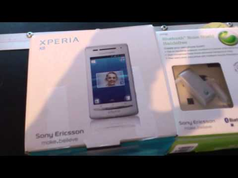 Winners of Sony Ericsson X8 and hands free kits