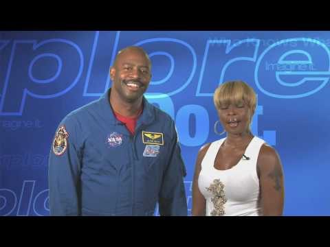 Mary J. Blige Joins NASA to Promote STEM Careers for Women