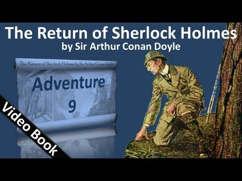 Adventure 09 - The Return of Sherlock Holmes by Sir Arthur Conan Doyle