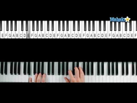 "How to Play ""(I Can't Get No) Satisfaction"" by The Rolling Stones on Piano (Practice)"
