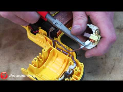 How to Replace the Brushes in a DeWalt DCD Series Cordless Drill--A Quick Fix