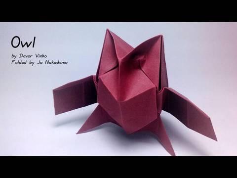 Origami Owl (Davor Vinko) - not a tutorial