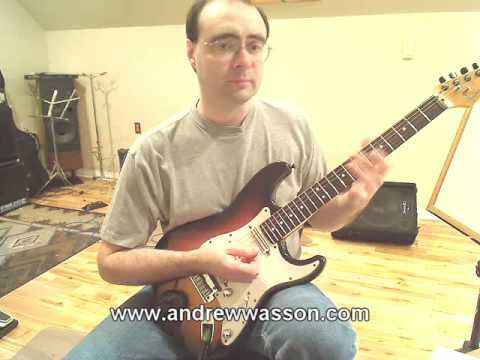 Modes Guitar Lesson: Overview of Practicing the Modes