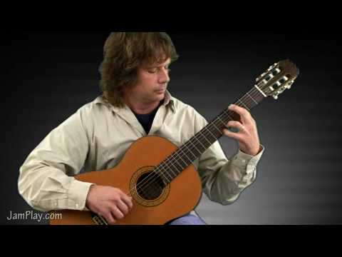 JamPlay Welcomes Classical Guitar Teacher Danny Voris