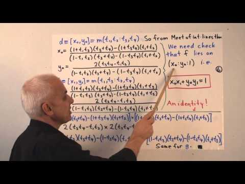 UnivHypGeom6: Duality, quadrance and spread in Cartesian coordinates