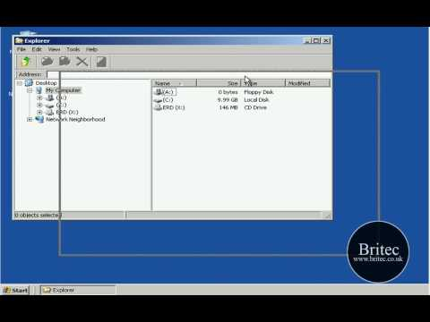 Restore the Registry Hives From a System Restore Snapshot by Britec