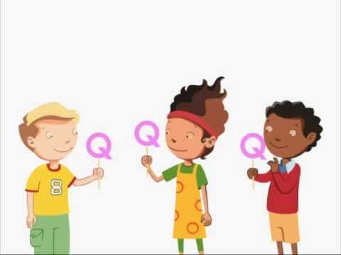 Q Song - Hooked on Phonics Learn to Read Pre-K