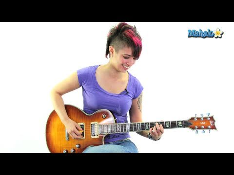 """How to Play """"Party Rock Anthem"""" by LMFAO ft. Lauren Bennett and GoonRock on Guitar"""