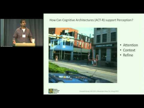 AGI 2011: Session 3, Architectures Part II