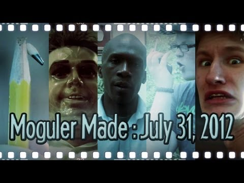 Strange Humor, Copyrighting Your Screenplay, and More! : Moguler Made: July 31, 2012